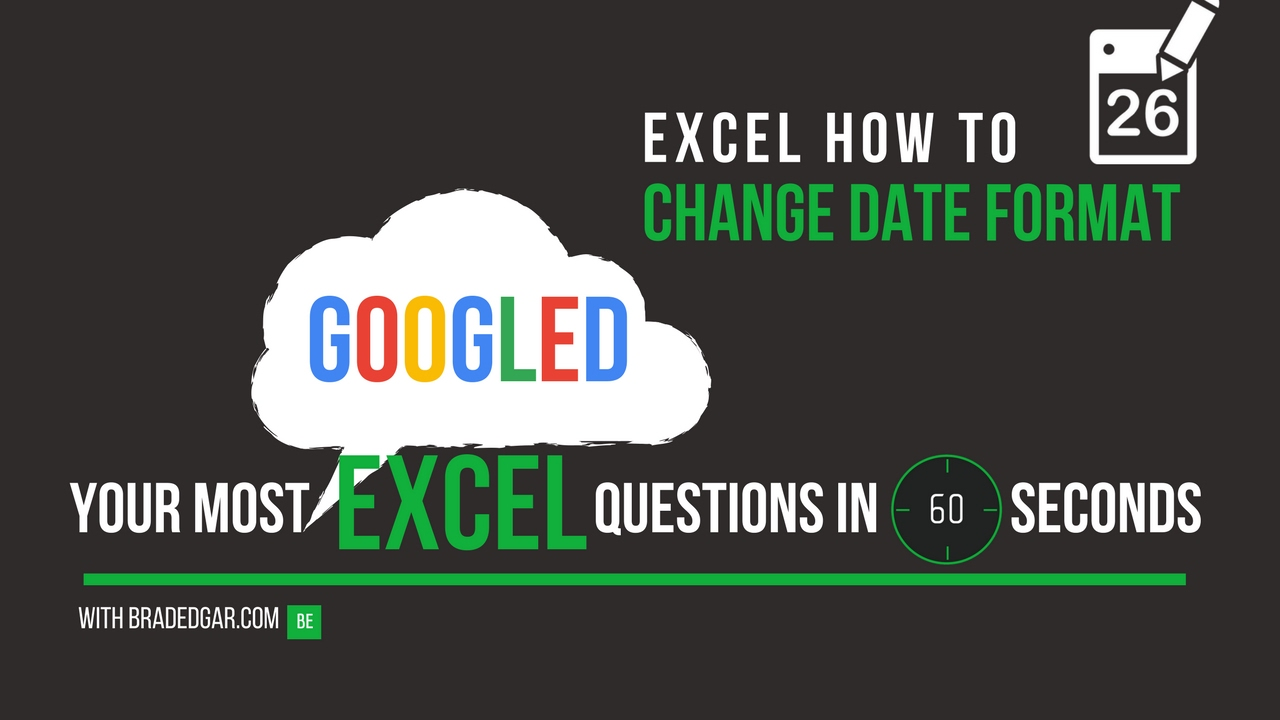 how to stop excel changing date format