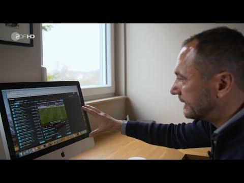 Download Wyscout on ZDF: the work of a talent scout explained