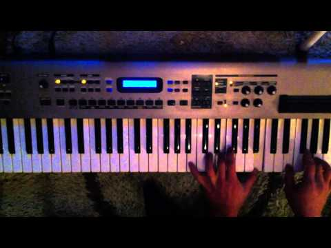Christine theme piano tutorial