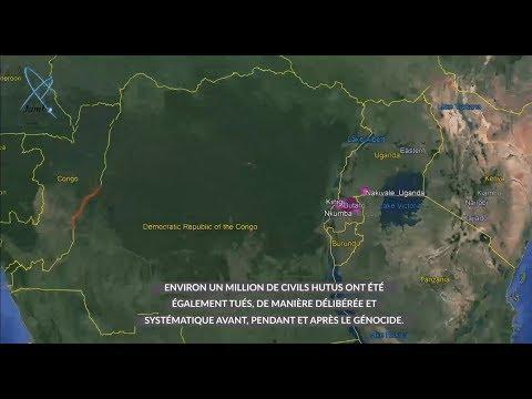 "Rwanda: cartographie des crimes du livre ""In Praise of Blood, the crimes of the RPF"" de Judi Rever"