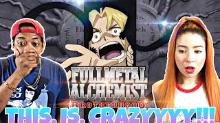 """Fullmetal Alchemist Brotherhood Episode 2 """"The First Day """"REACTION/REVIEW   ANIME EATS"""