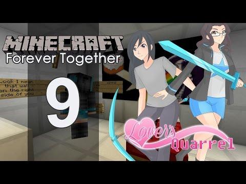 Lover's Quarrel: Forever Together - E9 - Whatever Episode (Minecraft Adventure Map)