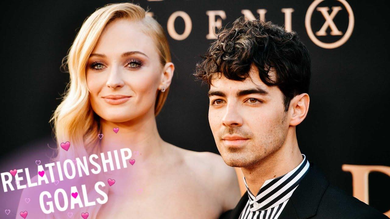 Joe Jonas & Sophie Turner's Love Story Began In Her DM's | Relationship Goals thumbnail
