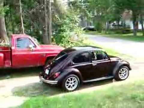 1970 vw beetle for sale sold youtube. Black Bedroom Furniture Sets. Home Design Ideas