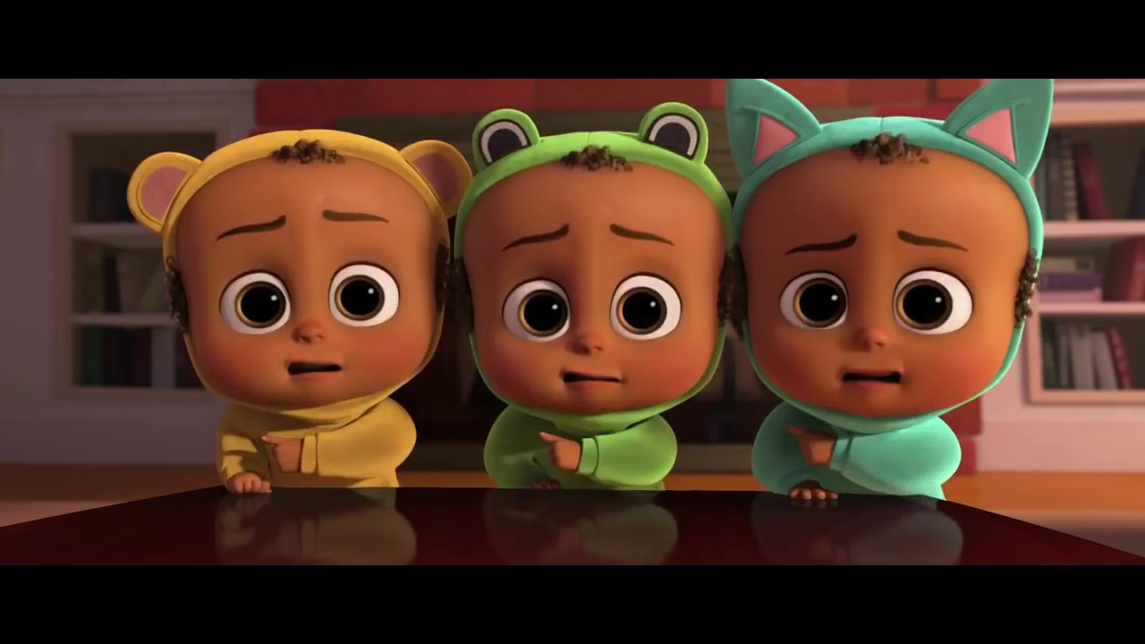 The Boss Baby Movie Trailer 2 Dreamworks Animation 2017