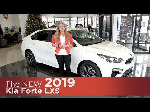 New 2019 Kia Forte LXS - Minneapolis, Brooklyn Park, Elk Riv
