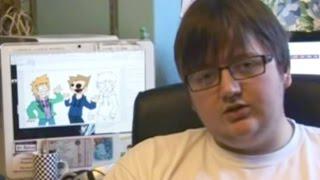 Eddsworld and TomSka on BBC News