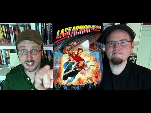 Nostalgia Critic Real Thoughts On: Last Action Hero