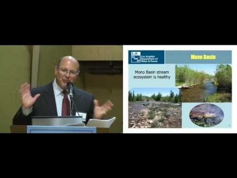 Owens Valley Watershed Management Program - Marty Adams