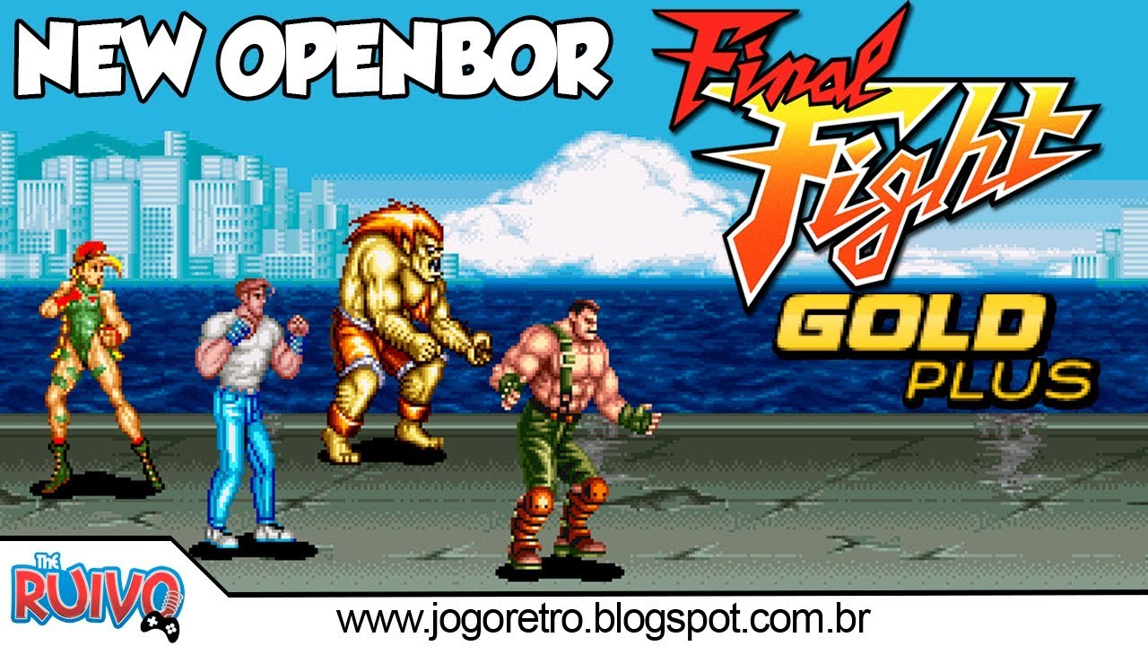 Final Fight LNS 2 0 Openbor Edition 2018 - Ruivo ™ :: Let's Play Index