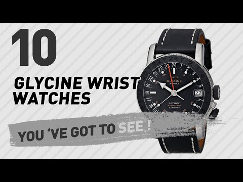 Glycine Wrist Watches For Men // New & Popular 2017