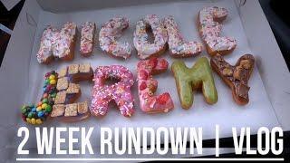 2 Week Rundown: LA + Regularness   Vlog