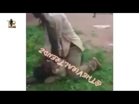 Download Pastor's Attempt to heal a mad man turns into wrestling match