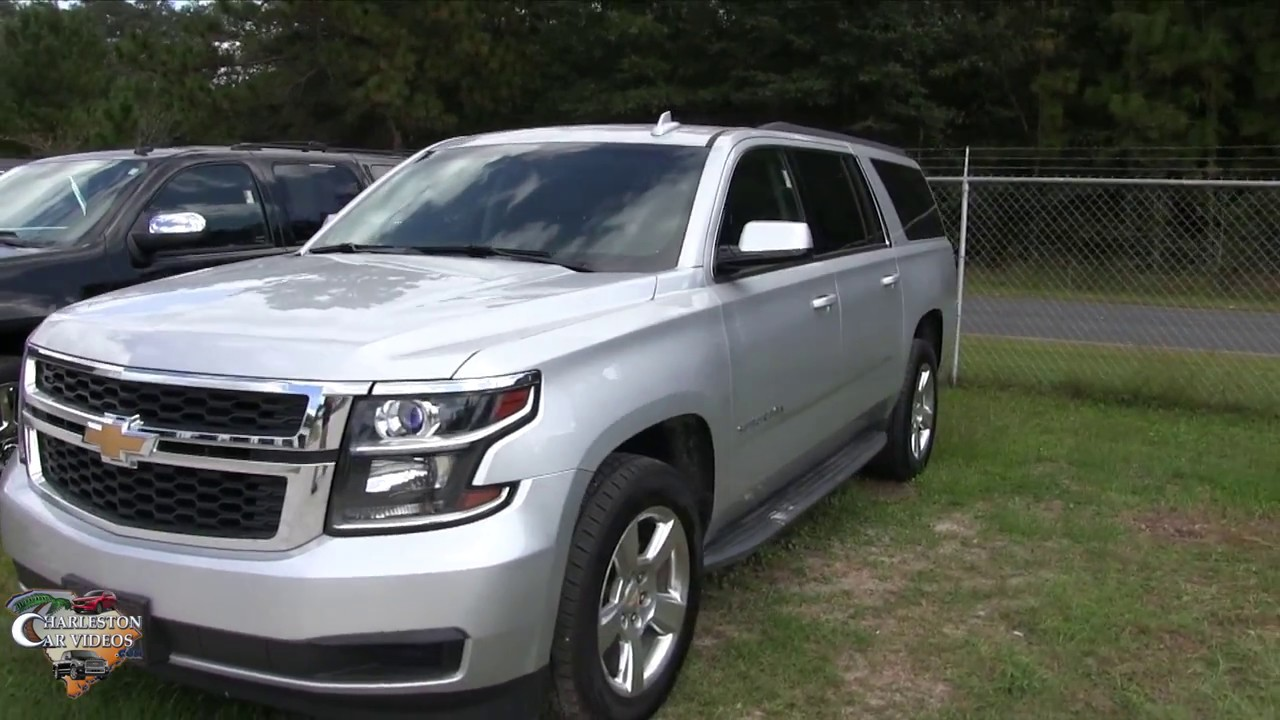 2016 Chevy Suburban LT - For Sale Review at Marchant Chevy in ...