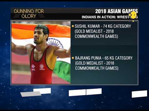 India's Schedule At 2018 Asian Games On Day 1