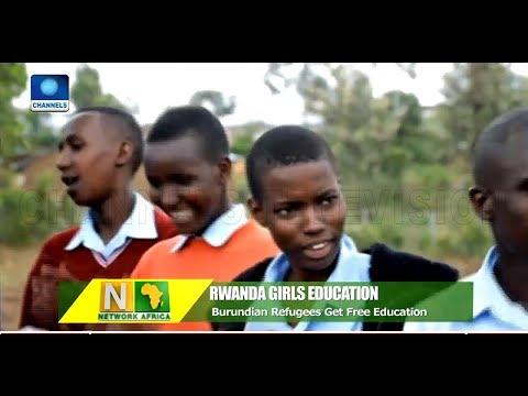 Burundian Refugees Get Free Education |Network Africa|