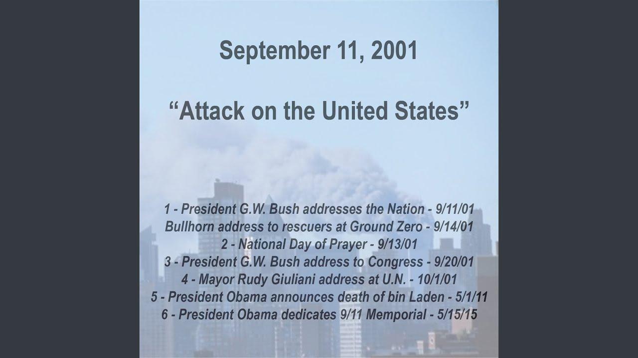 Osama Bin Laden is Dead, (5/1/2011)