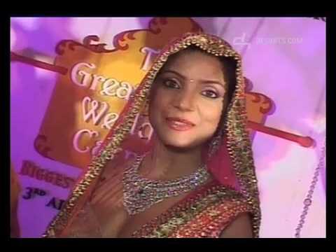 Neetu Chandra at the Great Indian Wedding Carnival...