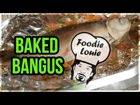 How To Cook Baked Bangus Or Milkfish