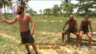 Ödül Oyunu 1.Bölüm - Survivor All Star (6.Sezon 74.Bölüm)