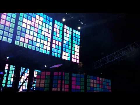TIESTO 2011 tour CLUB LIFE (Bogotá-Colombia)