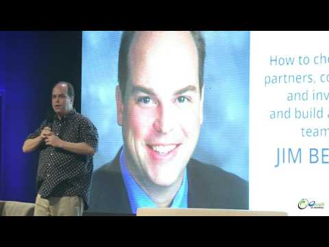 How to choose your partners : co-founders and investors and build a winning team by Jim Beach