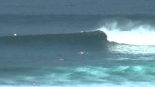 LOMBOK - EKAS - SURF -  'A BIG FUN DAY'
