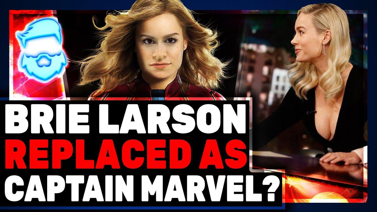 Captain Marvel 20 Brie Larson Fired From The Marvels   DKODING