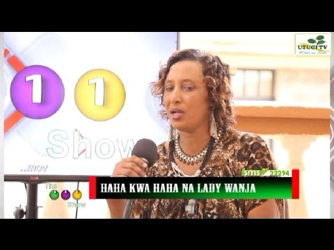 """#411 show: lady wanja, """"Queen Jane inspired our family musically."""""""