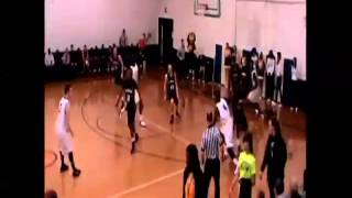 Teon Beckett 2013-2014 Basketball Highlights