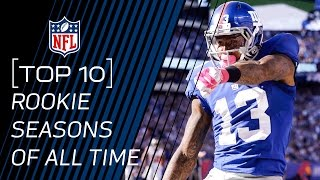 Top 10 Rookie Seasons of All Time | #TopTenTuesdays