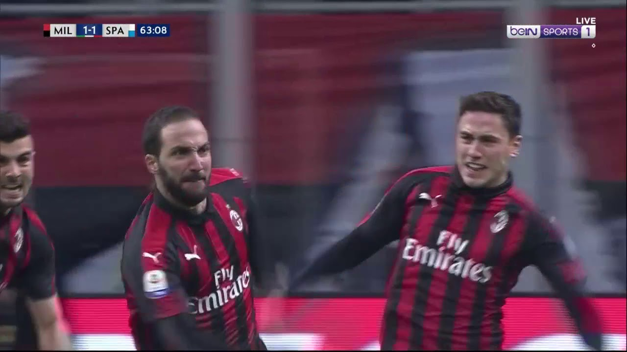 milan-2-1-spal-match-highlights