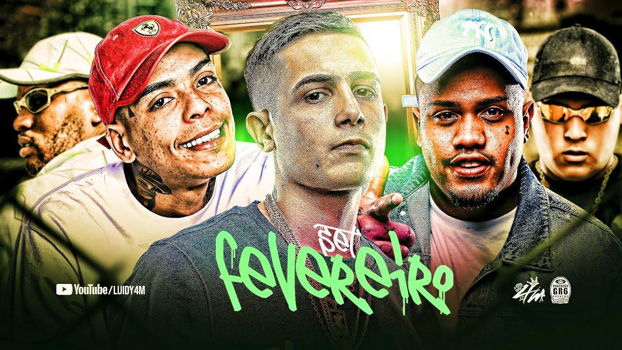 SET FUNK FEVEREIRO - MC Kevin, MC Hariel, MC Kelvinho, MC IG, MC Ryan SP e MC Rodolfinho