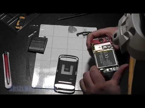 20161102 HTC One S Akku wechsel