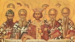 Вселенские соборы и Предание - полезно или вредно?(ieshua.org., 2014-01-10T22:47:52.000Z)