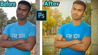 Klasik Sabit Vintage Arama Renk Efekti Photoshop | -q Khan