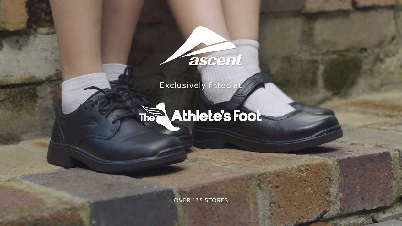Foot Ascent Footwear school shoe review