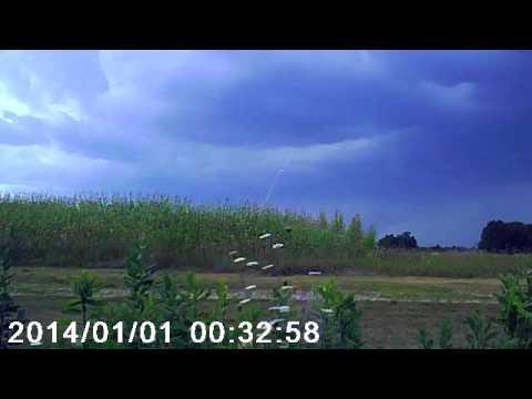 Thunder Storm 2015/08/04 Great Brook State Park Carlisle, Ma