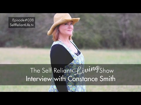 Interview With Constance Smith - Self Reliant Living Show #038