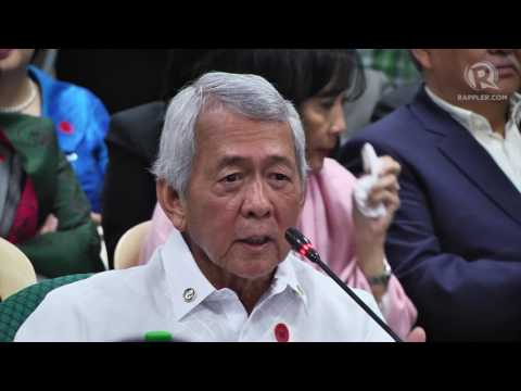 Yasay: We do not own disputed island in South China Sea