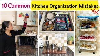 10 Common Kitchen Organization Mistakes   Space Saving Kitchen Organization Ideas   Her Fab Way