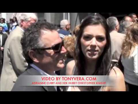 ADRIANNE CURRY AND CHRISTOPHER KNIGHT TALK ABOUT  HAVEING A baby