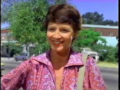 1980 TV Movie Scenes Shot in Saratoga, California.
