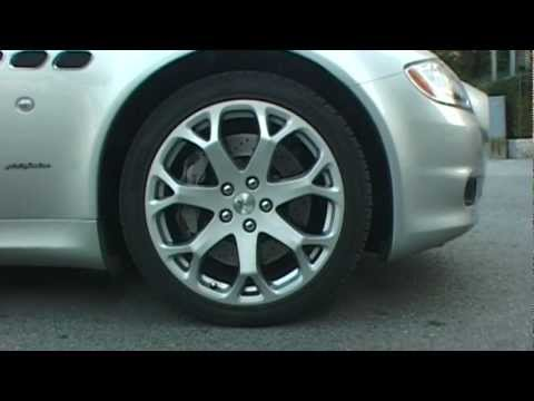 Maserati Quattroporte 2008 | First Drive | Performance | Drive.com.au