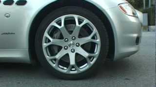 Maserati Quattroporte 2008   First Drive   Performance   Drive.com.au