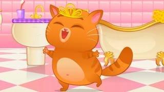 Котик Бубу покупает телефон / игровой мультик для детей