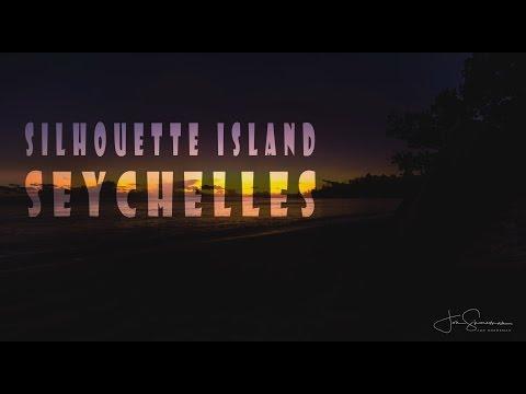 Silhouette Island Seychelles in 4K