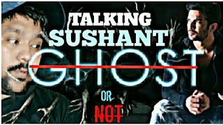 Paranormal communication with Sushant singh Rajput   ParaNormal energy indicates what? Conversation