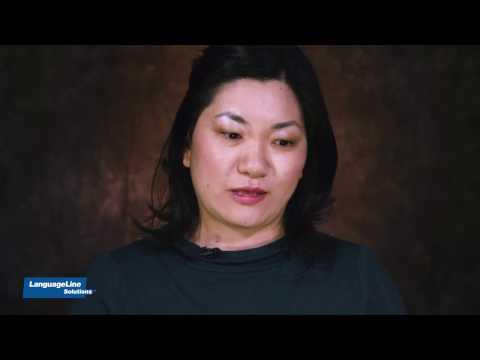 A Tearful Interpreter Story - Christina