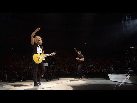 Metallica: Dancing Queen (Rob & Kirk Doodle - Sweden 2018)